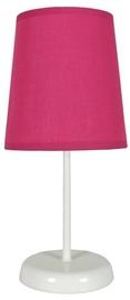Candellux Gala 41-98415 40W E14 Table Lamp Fuchsia