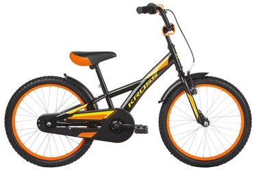 "Kross Racer 5.0 20"" Black Yellow Orange Glossy 19"