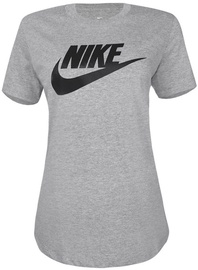 Nike Womens Sportswear Essential T-Shirt BV6169 063 Grey XS