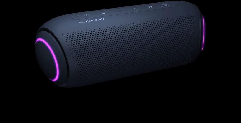 Bezvadu skaļrunis LG PL7, melna, 15 W