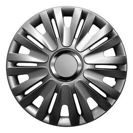 Dekoratīva uzlika auto diskiem Autoserio Delta grafiti krāsā, radiuss 15 collas, iepakojumā 4 gab.