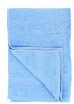 Полотенце Bradley Bamboo 128333 Light Blue, 50x70 см, 1 шт.