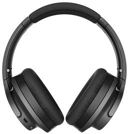 Austiņas Audio-Technica ATH-ANC700BTBK Black, bezvadu