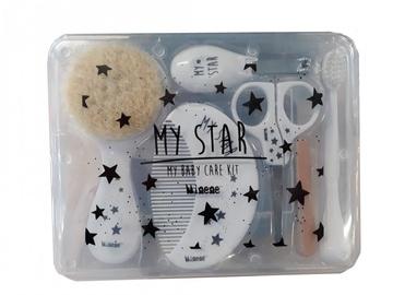 Minene My Baby Care And Grooming Kit White Stars