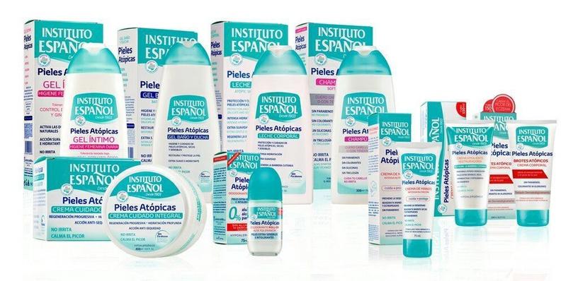 Instituto Español Atopic Skin Hand Cream 75ml