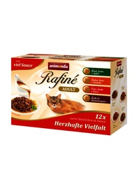 Mitrā kaķu barība Animonda Rafine Adult, 1.200 kg