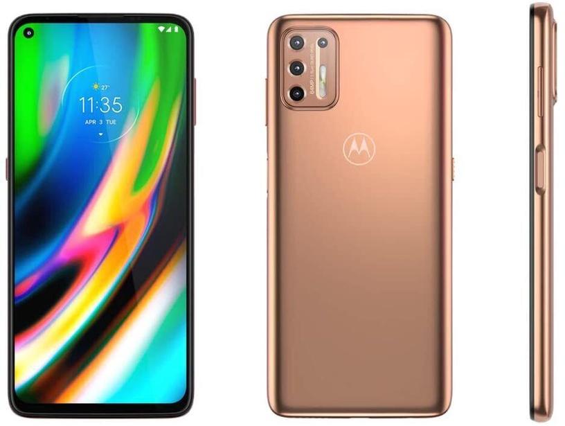 Motorola Moto G9 Plus Cooper Rose