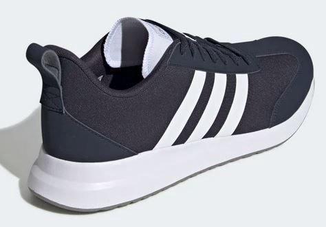 Adidas Run60s Shoes EG8685 Legend Ink/Cloud White 44 2/3