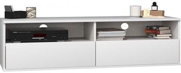 ТВ стол Top E Shop Rumba 140, белый, 1380x400x380 мм