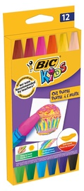 BIC Kids Oil Pastel 12pcs 926446