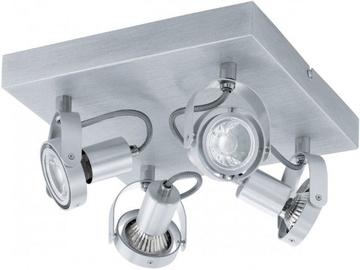 Gaismeklis Eglo Novorio 94645 Spotlight Ceiling Lamp 4x5W GU10 Aluminium