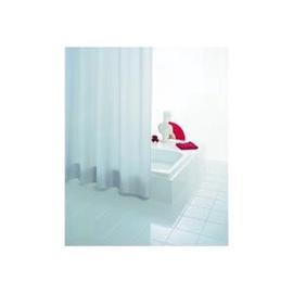 Штора для ванной Ridder White 131311, белый, 2000 мм x 1800 мм