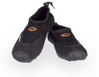 AQUA SHOE WAVERIDER BLACK 45