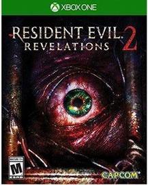 Игра Xbox One Capcom Resident Evil Revelations 2