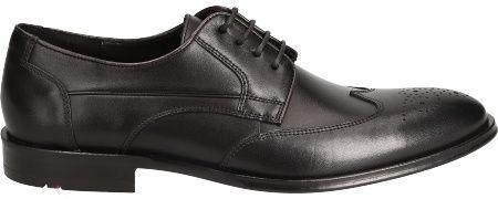 Lloyd Lasko 19-146-00 Leather Shoes Black 43