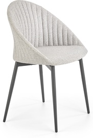 Halmar Chair K357 Light Grey