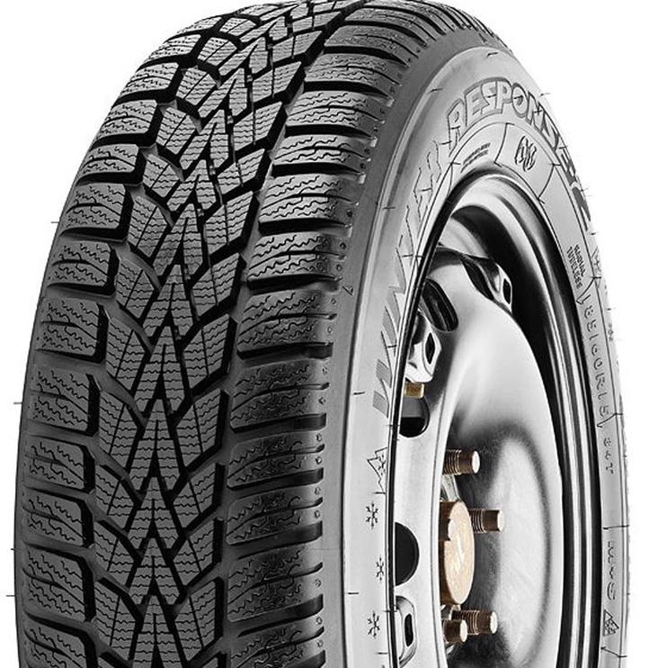 Зимняя шина Dunlop Winter Response 2, 195/65 Р15 95 T XL C B 67
