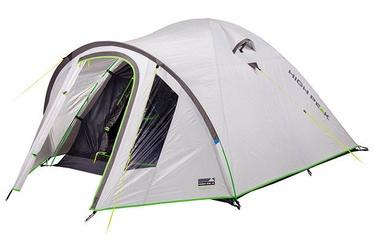 4-местная палатка High Peak Nevada 4 10204, белый