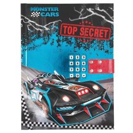 Dienasgrāmata Depesche Monster Cars