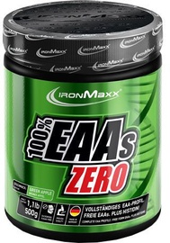 IronMaxx 100% EAAs Zero 500g Green Apple