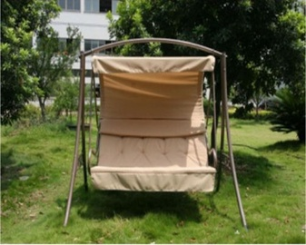 Dārza krēsls Besk Luksus Brown