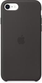 Apple iPhone SE Sillicon Case Black