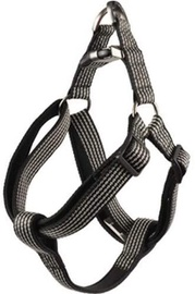 Karlie Flamingo Jannu Chest Strap Black 20/35cm