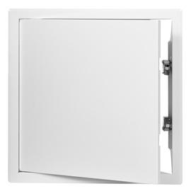 Lūka revīzijas ar durvīm, metāla, 400x400mm, Click