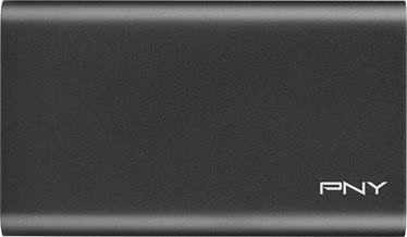 PNY Elite USB 3.1 Gen 1 Portable SSD 240GB