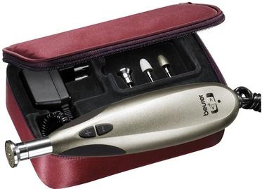 Elektriskais manikīra un pedikīra komplekts Beurer MP 60, pelēka