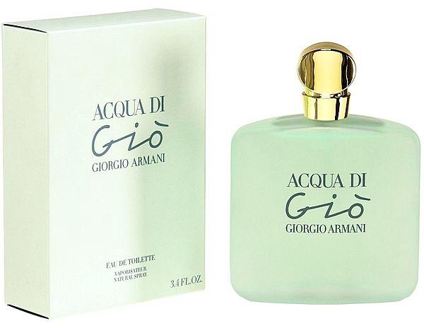 Smaržas Giorgio Armani Acqua di Gio 50ml EDT