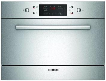 Iebūvējamā trauku mazgājamā mašīna Bosch SKE52M75EU Inox