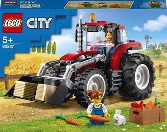 Konstruktors LEGO City Traktors 60287, 148 gab.