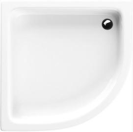 Schaedler Standard M Shower Tray 80x12/26x80 White