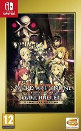 Nintendo Switch spēle Sword Art Online: Fatal Bullet Complete Edition SWITCH