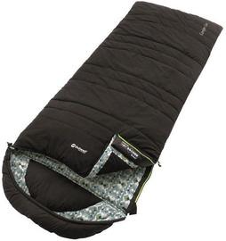 Guļammaiss Outwell Camper Lux, melna/daudzkrāsains, 235 cm