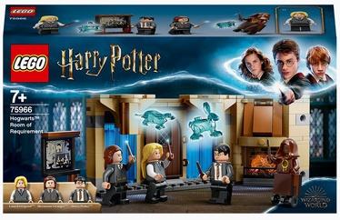 Konstruktors LEGO®Harry Potter Cūkkārpas Vajadzību istaba 75966