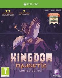 Xbox One spēle Kingdom Majestic Limited Edition Xbox One