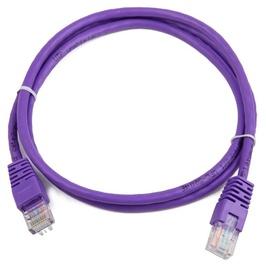 Gembird CAT e5 UTP Patch Cable Purple 2m