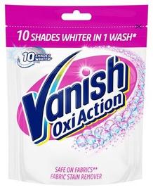 Traipu tīrīšanas līdzeklis Vanish Oxi Action White Fabric Stain Remover 300g