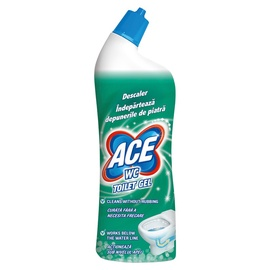 Gels pro enzymes Ace Descaling, 700 ml