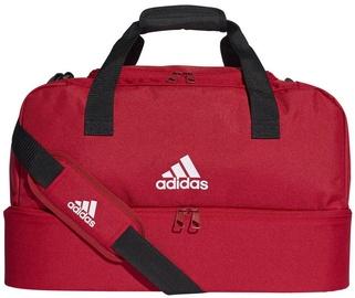Sporta soma Adidas Tiro Duffel BC, sarkana