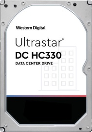 Western Digital Ultrastar DC HC330 10TB 7200RPM 256MB SATA