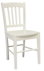 Ēdamistabas krēsls Signal Meble CD-57 White, 1 gab.