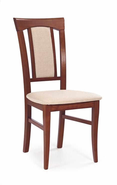 Ēdamistabas krēsls Halmar Konrad Antique Cherry/Mesh 1