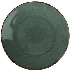 Porland Seasons Dinner Plate D30cm Dark Grey