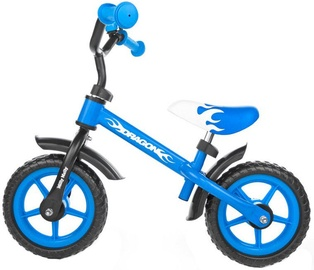 Velosipēds Milly Mally DRAGON Balance Bike Blue 4799