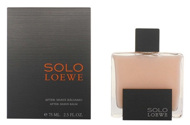 Loewe Solo Loewe After Shave Balm 75ml