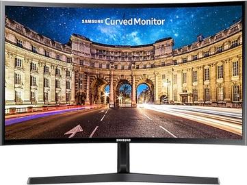 Монитор Samsung C24F396FHR, 24″, 4 ms