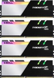 G.SKILL Trident Z Neo Series DDR4 KIT OF 4 F4-3600C16Q-32GTZNC